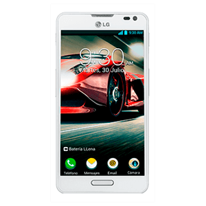 LG Optimus F6 8Gb Blanco - Libre -