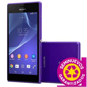 Sony Xperia M2 8Gb Morado - Libre -