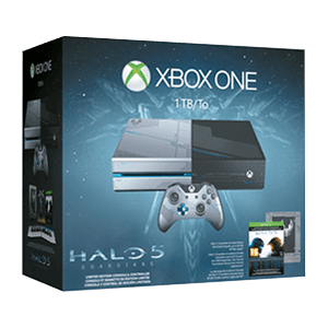 Xbox One 1Tb + Halo 5: Guardians