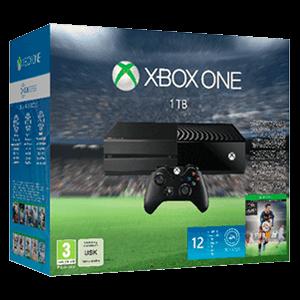 Xbox One 1Tb + FIFA 16 + 12 Meses EA Access