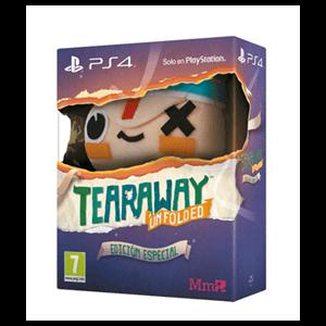 Tearaway Unfolded Edición Especial