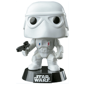 Figura Pop Star Wars Snowtrooper