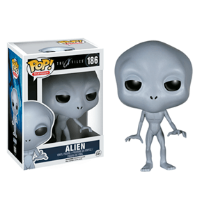 Figura Pop Expediente X: Alien