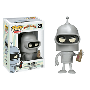 Figura Pop Futurama Bender