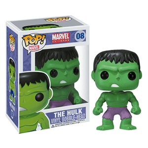 Figura Pop Marvel Hulk