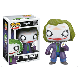 Figura Pop Arkham Knight Joker