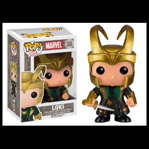 Figura Pop Marvel Loki