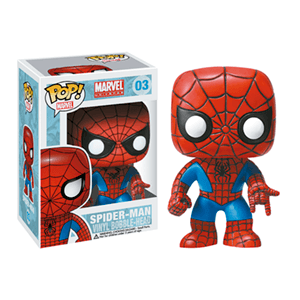 Figura Pop Marvel Spider-Man