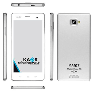"Smartphone Master Phone K5 5"" Quad Core 1Gb+8Gb"