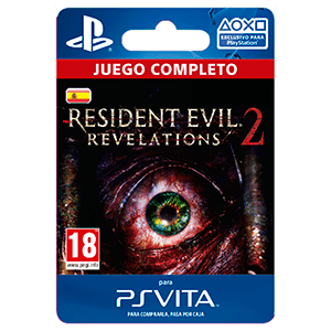 Resident Evil Revelations 2 PSV