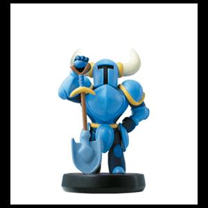 Figura Amiibo Shovel Knight