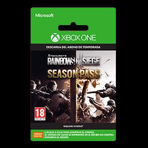 Tom Clancy's Rainbow Six Siege Season Pass Xbox One