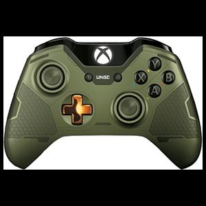 Controller Inalambrico Microsoft Halo 5 Ed Limitada Jefe Maestro