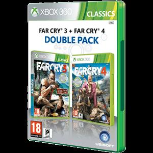 Pack Far Cry 3 + Far Cry 4