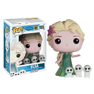 Figura Pop Frozen Fever Elsa