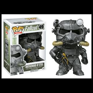 Figura Pop Fallout Servoarmadura