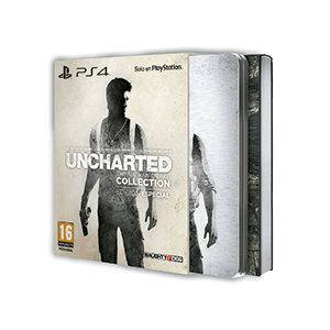 Uncharted: The Nathan Drake Collection Edición Especial
