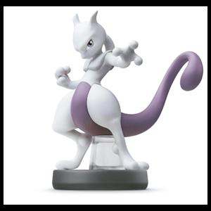 Figura Amiibo Smash MewTwo