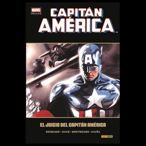 Deluxe. El Juicio del Capitán América