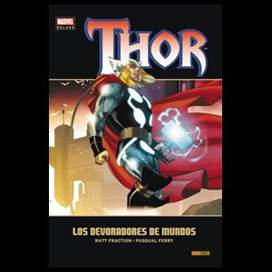 Deluxe. Thor: Los Devoradores de Mundos
