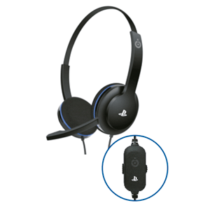Auricular PS4 Chat Licenciado Sony