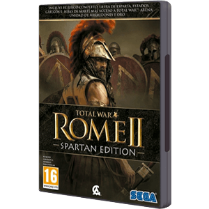 Total War Rome 2 Spartan Edition