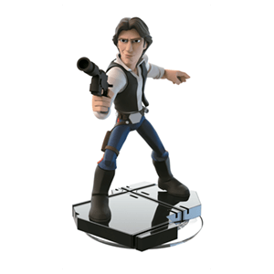 Disney Infinity 3.0 Figura Han Solo