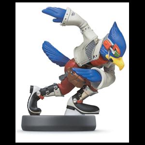 Figura Amiibo Smash Falco