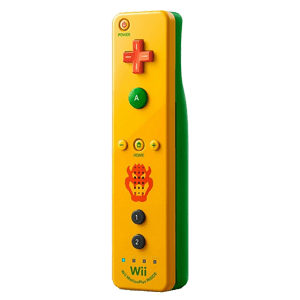 Mando Wii U Remote Plus Edición Bowser