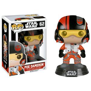 Figura Pop Star Wars VII: Poe Dameron
