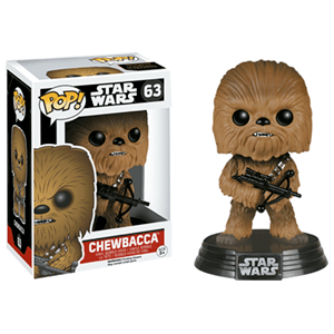 Figura Pop Star Wars VII: Chewbacca