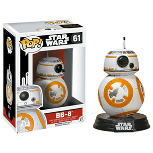 Figura Pop Star Wars VII: BB-8