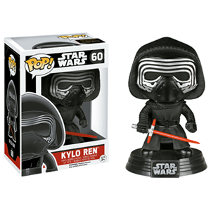 Figura Pop Star Wars VII: Kylo Ren