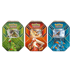 Caja Metálica Pokemon Septiembre 2015