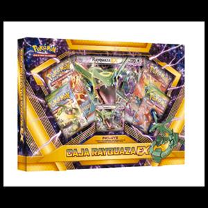 Caja Pokemon Rayquaza