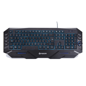 Teclado PC Gaming PCGK-500ES Nacon