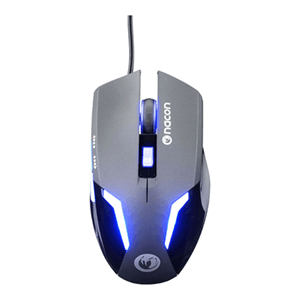 NACON GM-105 2400 DPI LED AZUL - Ratón Gaming