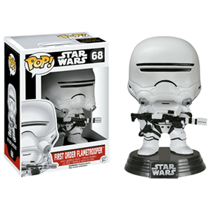 Figura Pop Star Wars VII: First Order Flametrooper