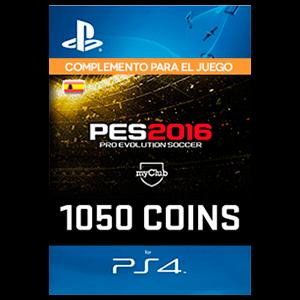 PES 1050 myClub Coins PS4