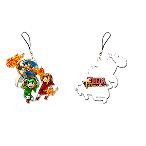 Llavero The Legend of Zelda Tri Force Heroes