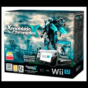 WiiU Premium 32Gb + Xenoblade Chronicles X + Libro + Mapa