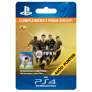x 4600 FIFA 16 Points PS4