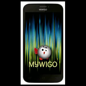 "Mywigo Magnum 5"" 1GB+8GB 8Mpx Negro"
