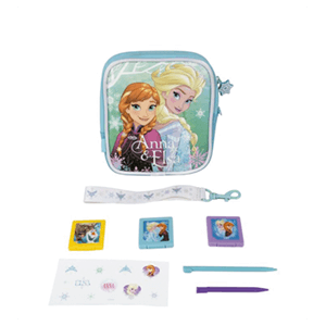 Kit 8 Accesorios 2DS Frozen 2015