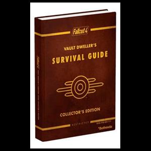Guía Fallout 4: Guía de Superviviencia Vault Dweller's Edición Coleccionista