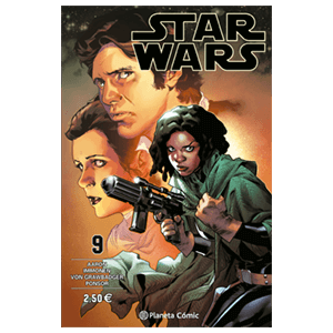 Comic Star Wars nº 9