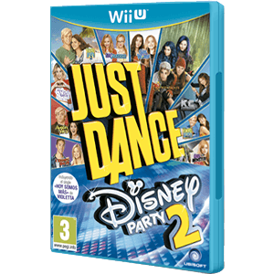 Just Dance Disney Party 2 Wii U Game Es