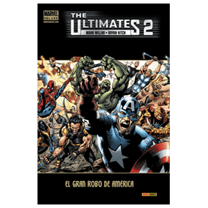 Deluxe. The Ultimates 2: El Gran Robo de América