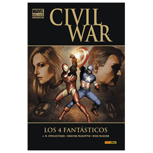 Deluxe. Civil War: Los 4 Fantásticos