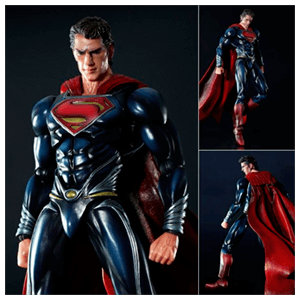 Figura Play Arts DC Comics Superman